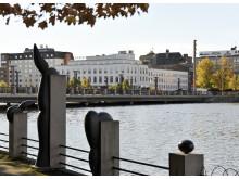 Vingspel vid Eskilstunaån
