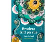 Brodera fritt på ylle - Ny bok från Hemslöjdens förlag sep 2018