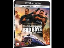Bad Boys For Life, 4K Ultra HD