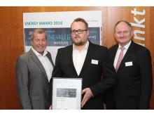 Diermann Bad Wünnenberg Energy Award 2018