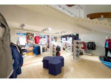 ASICS Flagship Store Stockholm nedre plan
