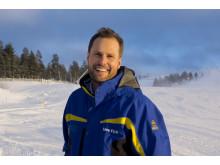 John Lundmark vd Idre Fjäll