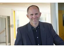 Peter Flemsjö, kommersiell produktägare inom programvaruföretaget Hogia.