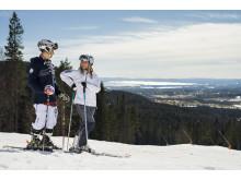 Det går mot vår i Oslo Vinterpark