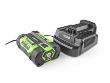 EGO 56V Batteri och laddare