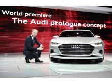 Audi prologue front - Marc Lichte