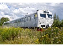 Upprustat SJ regional-tåg
