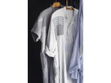 Lappade skjortor