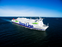 High res image - Marlink - Maritime - Stena Germanica