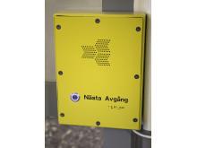 Prator ska underlätta informationen kring bussresan för synskadade resenärer