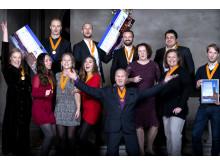 Winners 2014: Stockholm Innovation Scholarship