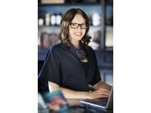 Jennifer Nordin Abrahamsson Receptionschef Storahotellet och U&Me hotel