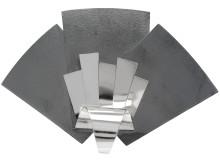 Nutida - samtida svenskt silver 21/3, Nr: 46, KERSTIN ÖHLIN LEIJONKLOU, brosch