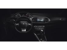 i-Cockpit, den innovativ förarposten på nya Peugeot 308