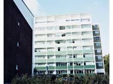 Fredrik Værslev, My Architecture  (Malmoe #01), 2008-2011