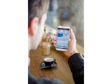 Digitales Bezahlen mit dem Smartphone