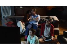 Magine TV Usecase Amazon Fire TV Wohnzimmer