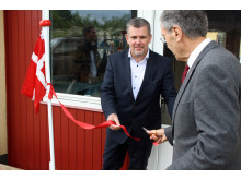 Åbning af Genbrugsbutikken i Smørum den 3. juni