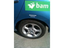 Bridgestone Ecopia EP150-däck