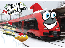julkort med alla