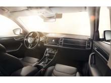 SKODA Kodiaq præsenteret til Paris Motor Show