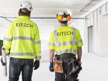 Eitech installerar två nya fastigheter i Malmö.