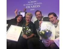 Picture: Happy winners in Helsinki