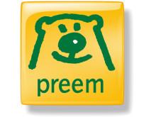 Preem logotype 3d