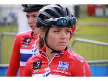 Susanne Andersen tar sølv under EM Landevei 2017