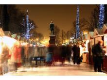 St. Thomas' Christmas market, Helsinki