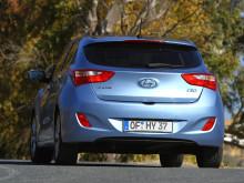 Hyundai i30 bakfra