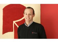 Johan Sundlöf, marknadsområdeschef för Riksbyggen Ombyggnad Väst