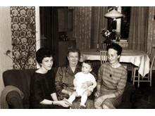 Bild ur Mormors mat - fyra generationer