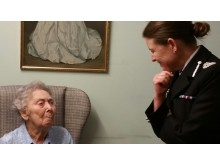 Former police officer celebrates 100th birthday