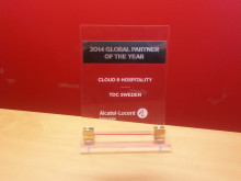 Alcatel-Lucent Award
