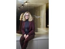 Anneli Bjuvgård, nätverk för kvinnor i brf-styrelser