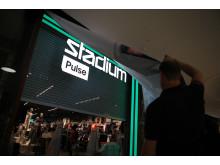 Avtäckning Stadium Pulse