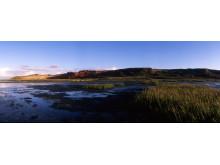 Das Morsum Kliff am äußersten Inselzipfel ist eines der bedeutendsten Geotope Deutschlands.