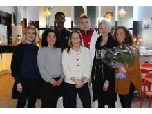 OKQ8 Scandinavia vill minska ungas utanförskap genom samarbete med Fryshuset