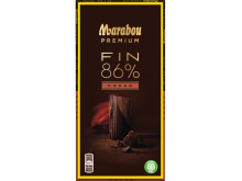 Marabou Premium 86% Kakao