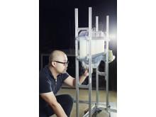 Experiment med Chalmers mellankylarkoncept