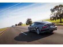 Førerløs Audi A7 på offentlig vej - på vej til Las Vegas og CES 2015