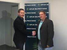 Opus Bilprovning i samarbete med Fordonskontroll