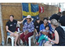 Optiker utan gränser i Peru 2018.