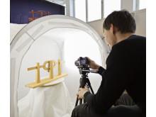 3D-scanning av museiföremål på Tekniska museet