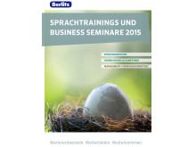 Cover Katalog Berlitz Seminare 2015