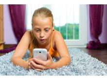 Barn og mobiltelefon