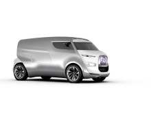 Citroën Tubik frilagd