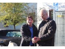 Snart går startskottet för Diligentias nya hyresrätter i Sundbyberg