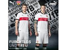 Das VfB-Stürmerduo Simon Terodde und Daniel Ginczek.